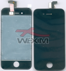 Ecran LCD Apple iPhone 4 (noir)
