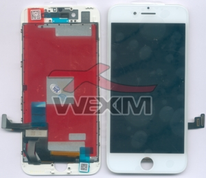 Ecran LCD Apple iPhone 7 (blanc)