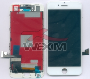 Ecran LCD Apple iPhone 8 (blanc)