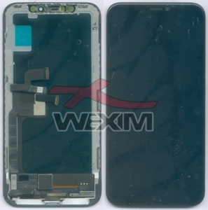 Ecran LCD Apple iPhone X (noir)